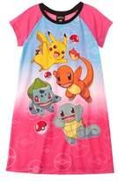 Pokemon Girls' Nightgown.