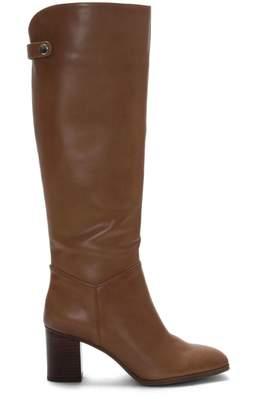 Franco Sarto Ilisa Leather Tall Boots
