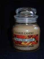 Yankee Candle Peach & Sweet Berries 3.7 oz