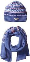 Columbia Women's Winter Worn Hat and Scarf Set