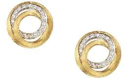 Marco Bicego Diamond Jaipur Link Stud Earrings, 0.29 ct. t.w.