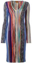 Missoni ribbed knit dress