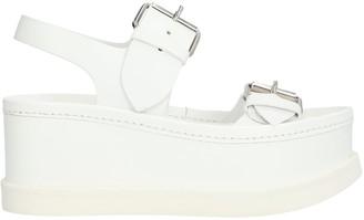 MAX BIANCO Sandals
