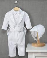 Lauren Madison Baby Boys Christening Outfit, Tuxedo Set