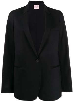 Forte Forte Classic Single-Breasted Blazer