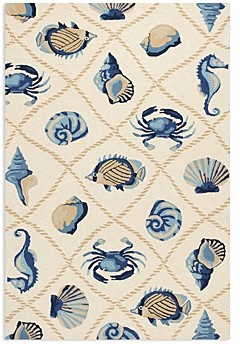 Kas Harbor Seaside Area Rug, 3'3 x 5'3