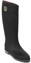 Tommy Hilfiger Quilted Rainboot