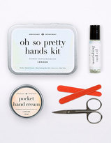 APOTHECARY DEPARTMENT Oh So Pretty Hands Kit