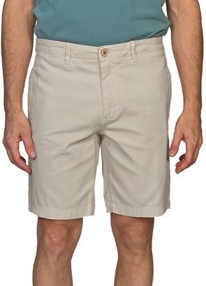 "Tailor Vintage Men's Stretch Twill 9"" Walking Shorts"