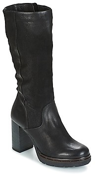 Mjus CERTA women's Low Ankle Boots in Black