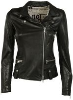 S.W.O.R.D. Leather Biker Jacket