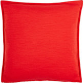 Lisa Perry Jersey Pillow-RED