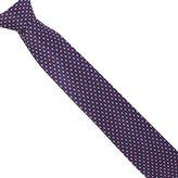 Osborne Red Ring Patterned Tie