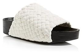 Simon Miller Women's Woven Platform Sandals
