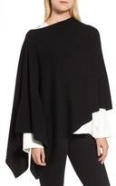 Halogen Women's Convertible Cashmere Poncho