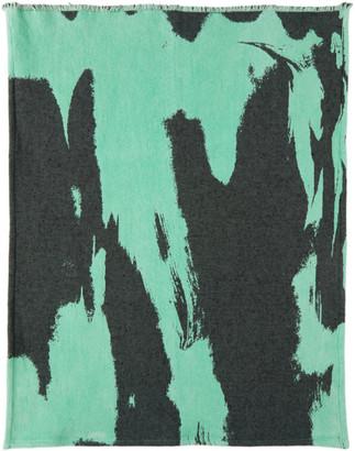 Serapis SSENSE Exclusive Green Wind Shore Bath Mat
