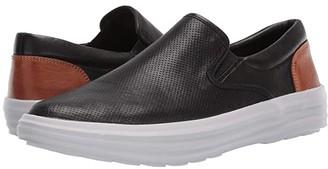 Mark Nason Gladstone (Black/Gray) Men's Shoes