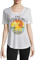 Fifth Sun Short-Sleeve The Lion King Tunic Tee