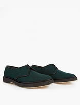 Adieu Green Felt Type 1 Shoes