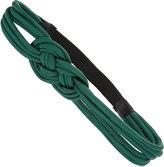 Green Knot Headband