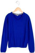 Bonpoint Boys' Knit V-Neck Sweater