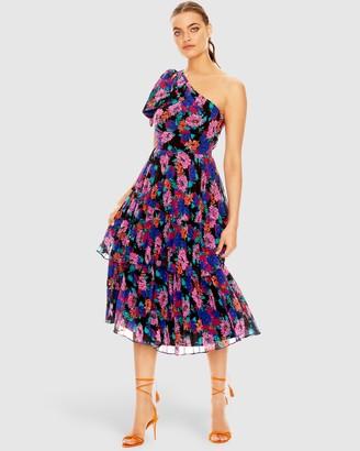 Talulah Sweet Talk Midi Dress