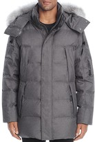 Andrew Marc Altitude Quilted Down Parka