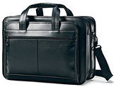 Samsonite Leather Expandable Laptop Business Case