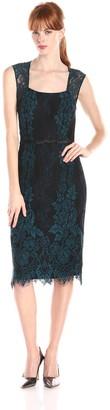 Erin Fetherston Erin Women's Sheila Lace Cap Sleeve Dress