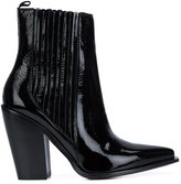 Sonia Rykiel pointed toe ankle boots