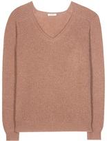 Nina Ricci Mohair And Wool-blend Sweater