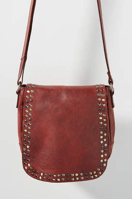 Latico Leathers Fleur Studded Crossbody Bag