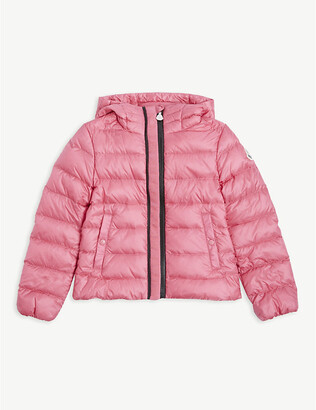 Moncler Glycine padded coat 4-14 years