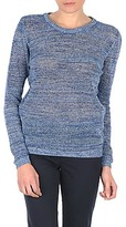 Esprit CREW NECK SWEATER Blue