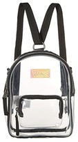 Vans Two Time Shine Backpack (Iridescent/Clear) Backpack Bags