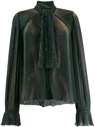 Marco De Vincenzo pleated blouse