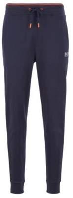 BOSS Cuffed loungewear bottoms with Coolest Comfort finish