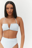 Out From Under Mia V-Wire Bandeau Bikini Top