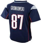 Nike Toddlers' Rob Gronkowski New England Patriots Jersey