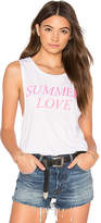 Private Party Summer Love Tank in White. - size L (also in M,S)