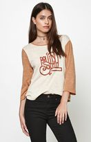 Somedays Lovin Rolling South Raglan T-Shirt