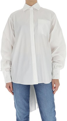 Valentino Back Detail Oversized Shirt