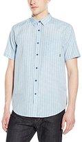Billabong Men's Static Short Sleeve Woven Shirt