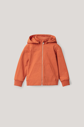 Cos Padded Hooded Jacket