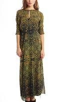 Twelfth St. By Cynthia Vincent Dolman Maxi Dress in Green