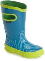 Bogs Waterproof Rain Boot (Toddler, Little Kid & Big Kid)