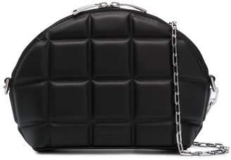 Bottega Veneta mini padded crossbody bag