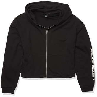 Forever 21 Women's Plus Size Zip-Up Hoodie
