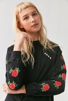 Obey Olde Rose Long-Sleeve Tee