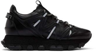 Lanvin Black Lightning Sneakers